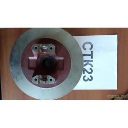диск с флянцем carraro